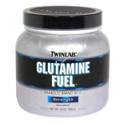 TwinLab Glutamine Fuel 18oz. On Sale!