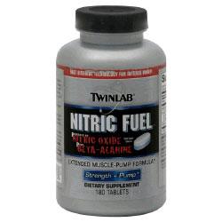 TwinLab Nitric Fuel 180T