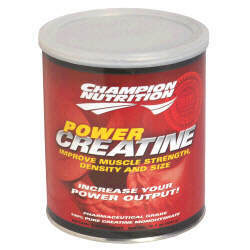 CH power creatine