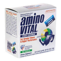 Amino Vital Fast Charge 30/5g Packs