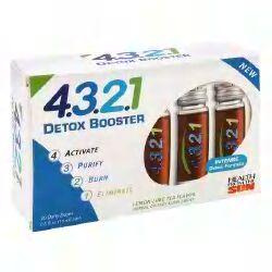 4321 DETOX BOOSTER 10 VIALS
