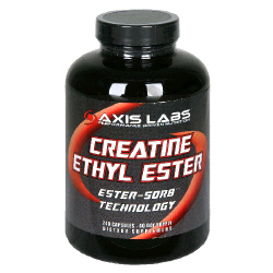 Axis Labs creatine 240