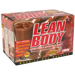 Labrada Nutrition Lean Body 2.9 oz 20/Pack