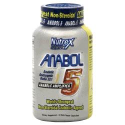 Nutrex Anabolic-5