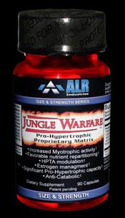 jungle warfare lg