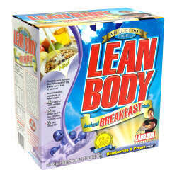 Labrada Nutrition Lean Body Instant Breakfast Shake 20/92G