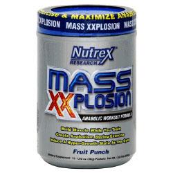 Nutrex Mass XXplosion 15pkt.