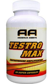Anabolic Agents Testromax 90c