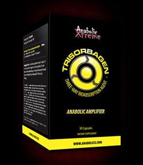 Anabolic Xtreme Trisorbagen 90c