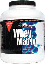 ISS Matrix whey