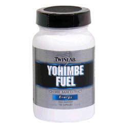 TwinLab Yohimbe Fuel 100C
