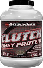 AXIS LABS CLUTCH WHEY 5LB