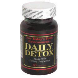 HT Daily  Detox