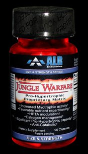 jungle warfare lg